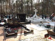 Ваза. Покостовский гранит Тропарево двойные памятники на могилу фото