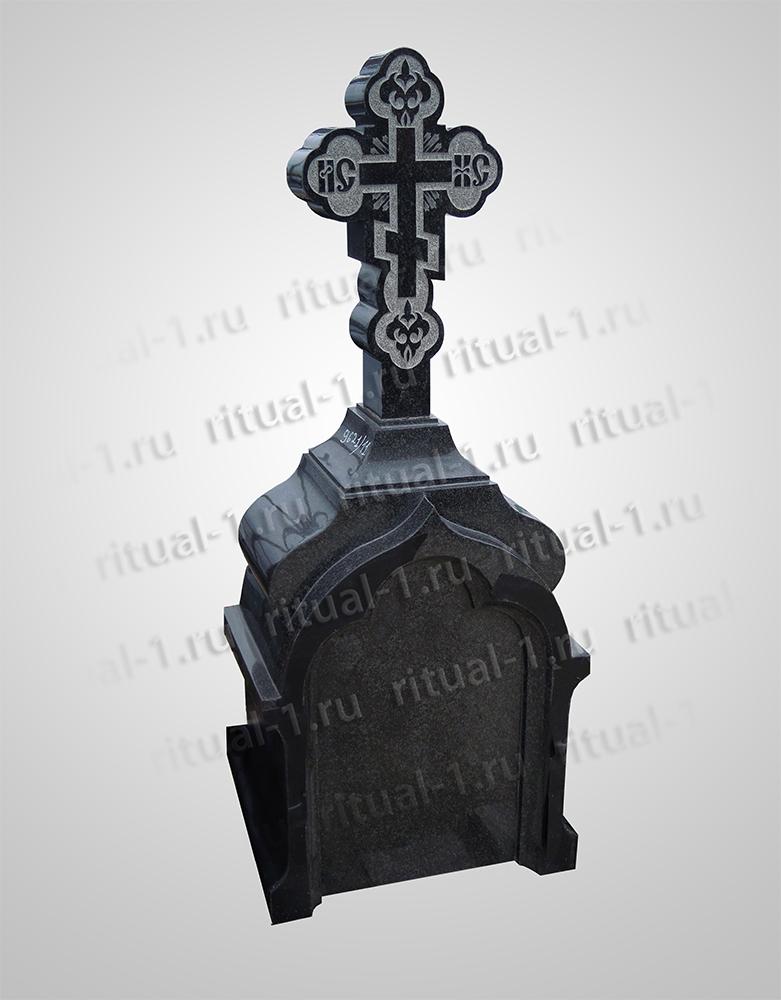 Цоколь из габбро-диабаза Саларьево Памятник Роза из двух видов гранита Приморско-Ахтарск
